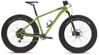 Specialized Fatboy Pro Trail 26 Fatbike vélo taille S gloss moto green/black/green fade Mod. 2017