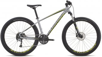 "Specialized Pitch Comp 650B/27.5"" MTB komplett kerékpár cool gray/black/hyper green 2018 Modell"