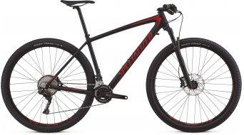 "Specialized Epic HT Comp carbon 2X 29"" MTB bike black/flo red 2018"