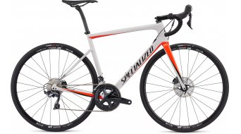 "Specialized Tarmac SL6 Comp disque 28"" vélo de course vélo taille metwhtsil/rktred/tarblk Mod. 2019"