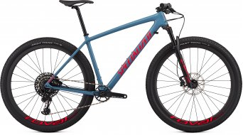 "Specialized Epic HT Expert carbon 29"" MTB bike storm grey/rocket red 2019"