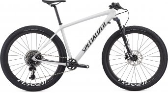 "Specialized Epic HT Pro karbon 29"" MTB komplett kerékpár white/tarmac black 2019 Modell"