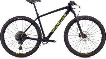 """Specialized Epic HT Comp Carbon 29"""" MTB bici completa mis. M blue tint carbonio/ion mod. 2019"""