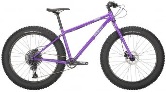 Surly Wednesday 26 Fatbike bici completa tamaño S all-natural grape Mod. 2021