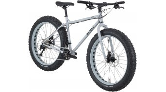 Surly Pug Ops 26 Fat bike bike size S battleship grey 2017