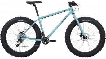 Surly Wednesday 26 Fatbike Komplettbike Gr. M robin´s egg blue Mod. 2017