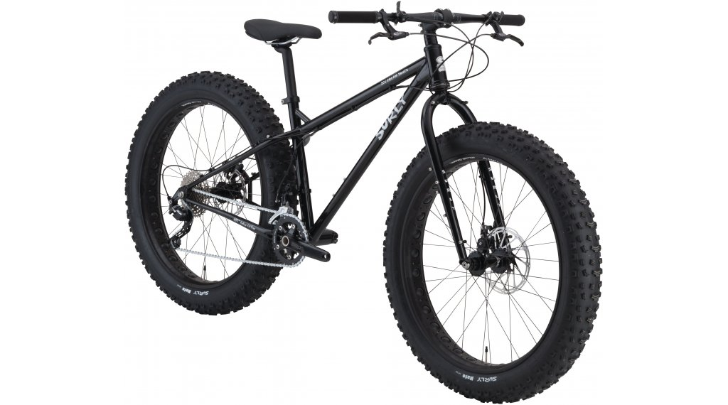 Surly Ice Cream Truck Ops 26 Fatbike Komplettbike Gr. XS black Mod. 2017