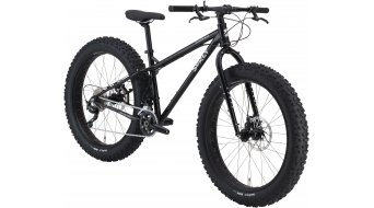 Surly Ice Cream Truck Ops 26 Fat bike bike size XS black 2017