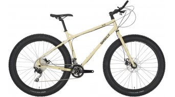 Surly ECR 29+ MTB bike size M green beige 2018