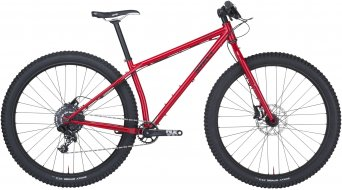 Surly Krampus 29+ MTB Komplettrad red Mod. 2018