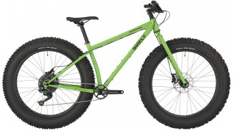"Surly Ice Cream Truck 26"" Fatbike Komplettrad Gr. S plutonium sparkle green Mod. 2019"