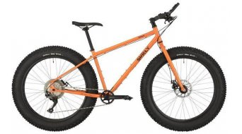 "Surly Pugsley 26"" Fat bike bike size S candy yam orange 2019"
