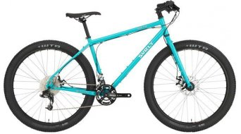 Surly Bridge Club 27.5+ MTB bici completa . diving board blue mod. 2019