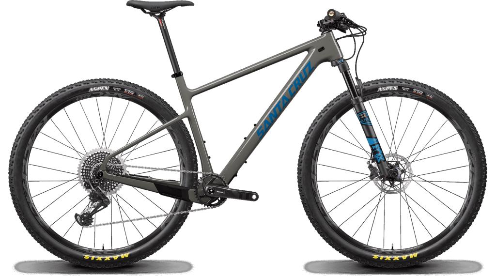 "Santa Cruz Highball 3 CC 29"" MTB Komplettrad X01-Kit Gr. M primer Mod. 2020"