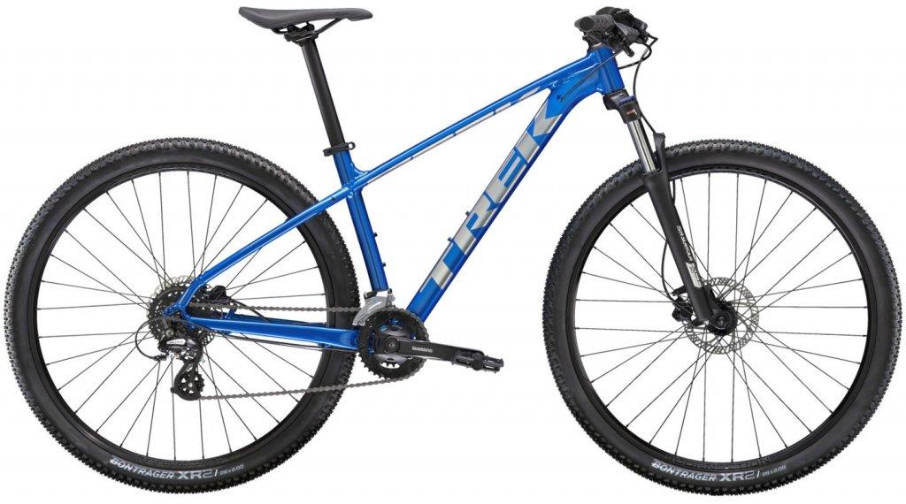 """Trek Marlin 6 27.5""""/650B MTB bici completa mis. S alpine blu mod. 2020"""