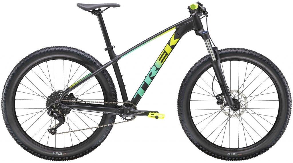 """Trek Roscoe 6 27,5""""/650B VTT vélo Gr. L mat black/volt Miami fade Mod. 2020"""