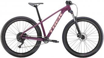 """Trek Roscoe 6 27,5""""/650B MTB(山地) 整车 女士 型号 matte mulberry/gloss rose 金色 款型 2020"""