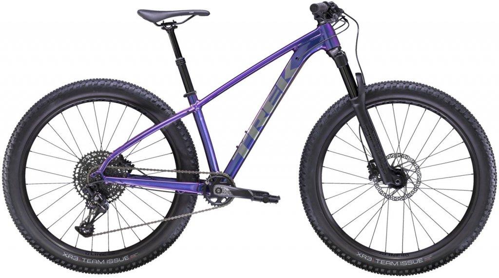 "Trek Roscoe 8 27.5""/650B MTB(山地) 整车 女士 型号 XS purple flip 款型 2020"