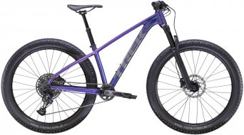 "Trek Roscoe 8 27,5""/650B MTB(山地) 整车 女士 型号 purple flip 款型 2020"