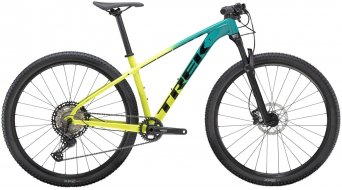 Trek X-Caliber 9 27.5 horské kolo teal/volt fade model 2021