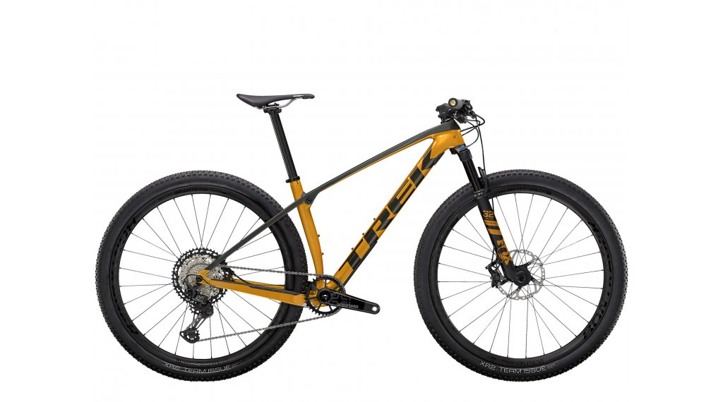 Trek Procaliber 9.8 29 MTB Komplettrad Gr. XXL factory orange/lithium grey Mod. 2021