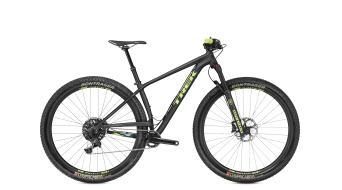 "Trek Stache 9 29+ vélo taille 39.37cm (15.5"") mat trek black Mod. 2016"