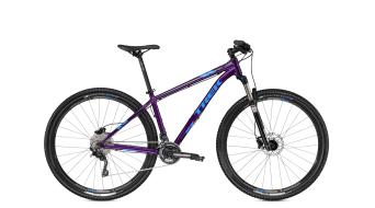 "Trek X-Caliber 9 29"" VTT vélo taille 54.6cm (21.29"") violet lotus/waterloo blue Mod. 2016"