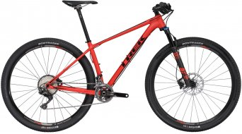 Trek Superfly 7 650B/27.5 MTB bici completa tamaño 39.4cm (15.5) matte viper rojo Mod. 2017