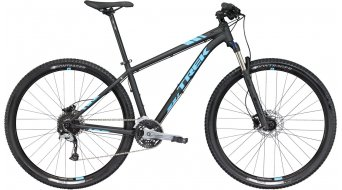 Trek X-Caliber 7 650B/27.5 MTB fiets maat 34.4cm (13.5) matte trek black model 2017