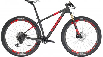 Trek Procaliber 9.9 SL Race Shop Limited 29 MTB bici completa . matte carbonio smoke mod. 2017