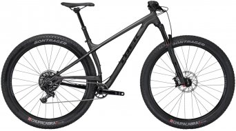 Trek Stache 9.6 29 MTB bici completa mis. 39.4cm (15.5) matte dnister black mod. 2017