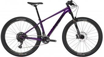 Trek Superfly 6 WSD 29 MTB bici completa da donna mis. 47cm (18.5) purple lotus mod. 2017