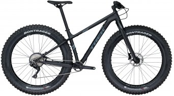 Trek Farley 5 27.5+ fatbike fiets mat Trek black model 2018