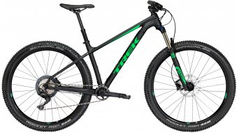 Trek Roscoe 9 27.5+ MTB fiets mat Trek black model 2018