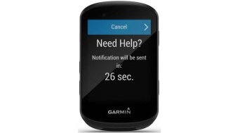Garmin Edge 530 GPS kolocomputer Bundle