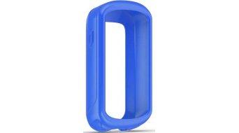 Garmin Edge 830 Silikon Schutzhülle blau