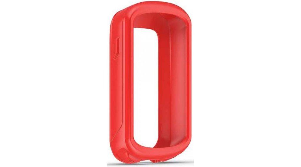 Garmin Edge 830 Silikon Schutzhülle rot
