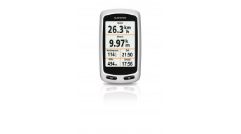 Garmin Edge cyclotourisme Plus appareil de navigation incl. (standard) Edge support guidon blanc/noir