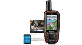 Garmin GPSmap 64s + TOPO Alemania V6 PRO Bundle microSD