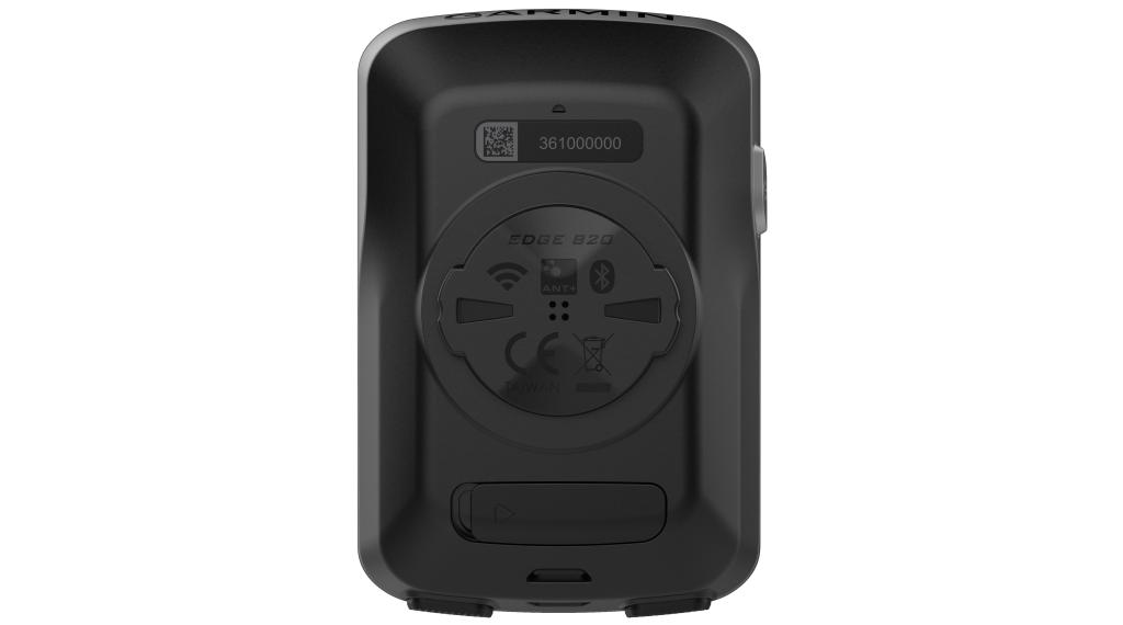 Garmin Edge 820 GPS Bikecomputer Schwarz