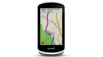 Garmin Edge 1030 GPS Fahrradcomputer schwarz/weiß