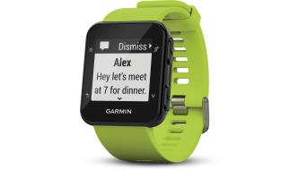 Garmin Forerunner 35 GPS-Multisporthodinky s integrovaný Activity-Tracker limelight