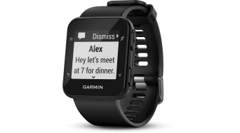 Garmin Forerunner 35 GPS-Multisporthodinky s integrovaný Activity-Tracker black