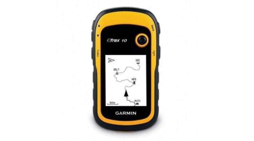 Garmin eTrex 10 GPS ръкаheld компютър