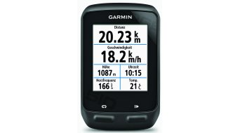 Garmin Edge 510 GPS-bike computer black-TESTGERÄT- not for sale! without Lade cable .