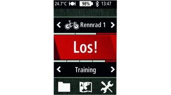 Garmin Edge 810 Bundle GPS-ciclocomputador+ Premium HF-correa de pecho GSC10 + callenkarte CN Europa
