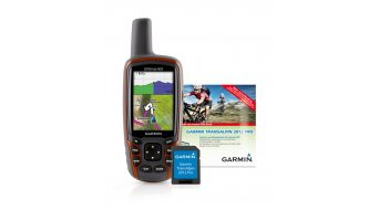Garmin GPSmap 62s navegador GPS + Pro microSD