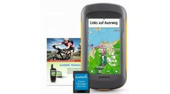 Garmin Montana 600 GPS-Navigationsgerät + TransAlpin 2012 Pro Bundle microSD
