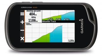 Garmin Oregon 600 Bundle navegador GPS + TransAlpin 2012 Pro microSD