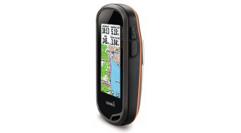 Garmin Oregon 600 Bundle GPS-Navigationsgerät + TransAlpin 2012 Pro microSD
